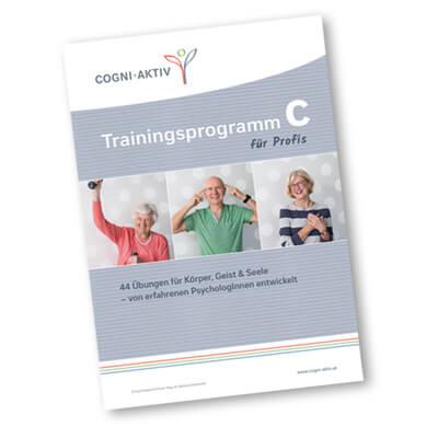 Cover COGNI-AKTIV Trainingsprogramm C für Profis